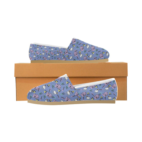 German Shorthaired Pointer Pattern Women's Casual Shoes