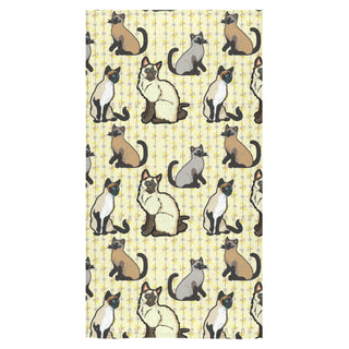 "Siamese Bath Towel 30""x56"" - TeeAmazing"