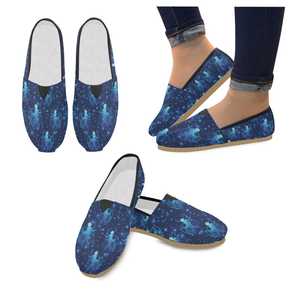 Sailor Mercury Women's Casual Shoes - TeeAmazing
