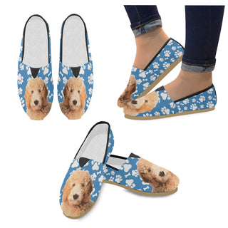 Goldendoodle Women's Casual Shoes - TeeAmazing