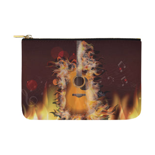 Guitar Lover Carry-All Pouch 12.5x8.5