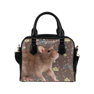 Rats Shoulder Handbag - TeeAmazing
