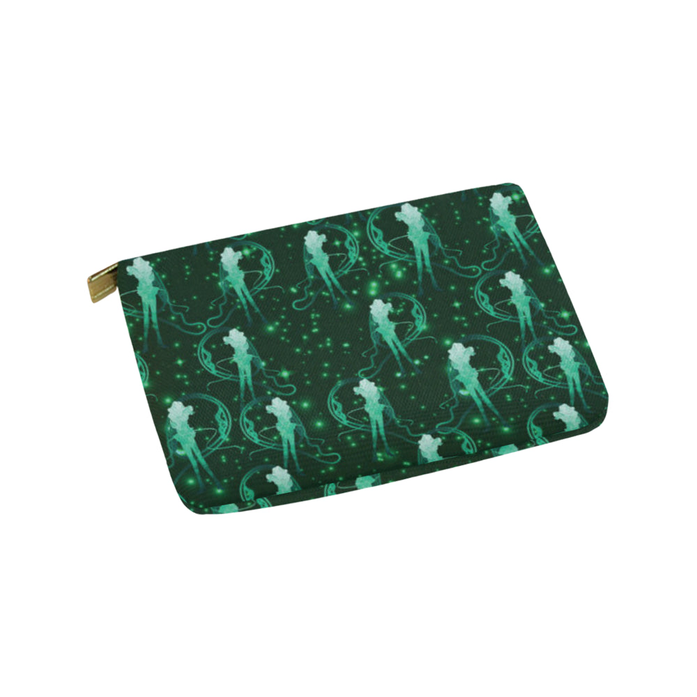 Sailor Neptune Carry-All Pouch 9.5x6 - TeeAmazing