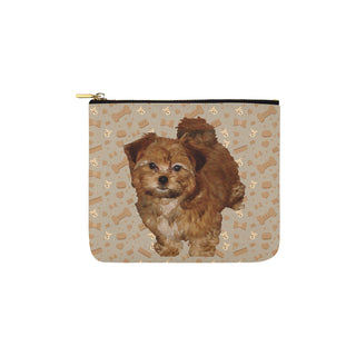Shorkie Dog Carry-All Pouch 6''x5'' - TeeAmazing