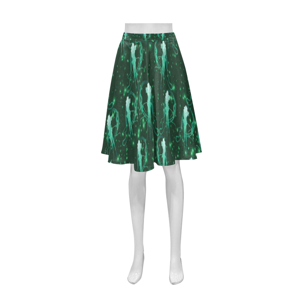 Sailor Neptune Athena Women's Short Skirt - TeeAmazing