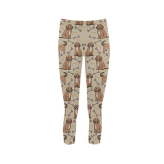 Cockapoo Capri Legging - TeeAmazing