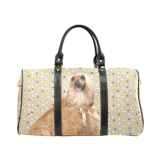 Afghan Hound New Waterproof Travel Bag/Large - TeeAmazing