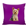 Yorkshire Terrier Dog Pillow Cover - Yorkshire Terrier Accessories - TeeAmazing - 4