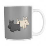 Scottish Terrier Dog Mugs & Coffee Cups - Scottish Terrier Coffee Mugs - TeeAmazing