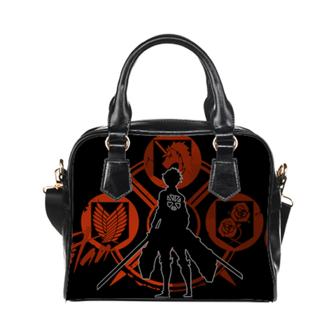 Eren Purse & Handbags - Attack on Titan Bags - TeeAmazing