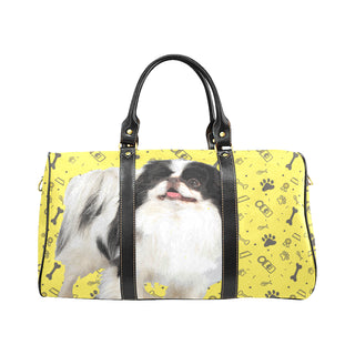 Japanese Chin Dog New Waterproof Travel Bag/Large - TeeAmazing