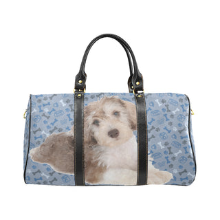 Schnoodle Dog New Waterproof Travel Bag/Small - TeeAmazing