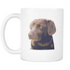 Labrador Retriever Dog Mugs & Coffee Cups - Labrador Retriever Coffee Mugs - TeeAmazing - 2