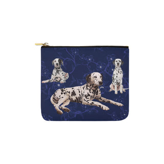Dalmatian Lover Carry-All Pouch 6x5 - TeeAmazing