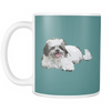 Lhasa Apso Dog Mugs & Coffee Cups - Lhasa Apso Coffee Mugs - TeeAmazing - 6