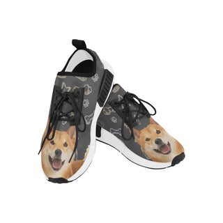 Shiba Inu Dog Women's Draco Running Shoes - TeeAmazing