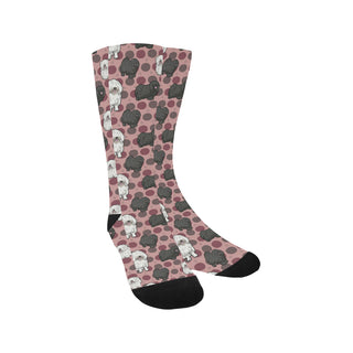 Puli Dog Trouser Socks - TeeAmazing