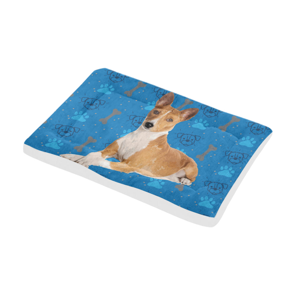 "Basenji Dog Dog Beds 54""x37"" - TeeAmazing"