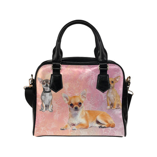 Chihuahua Lover Shoulder Handbag - TeeAmazing