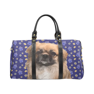 Pekingese Dog New Waterproof Travel Bag/Large - TeeAmazing