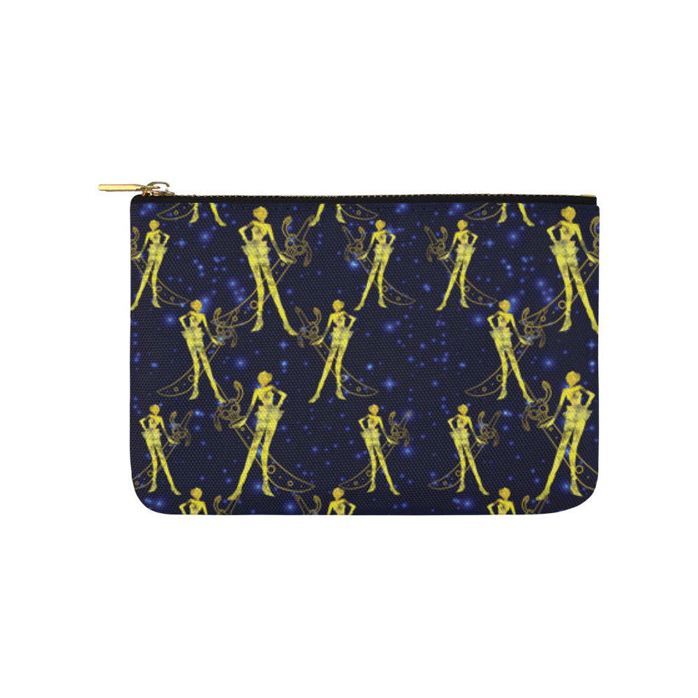 Sailor Uranus Carry-All Pouch 9.5x6 - TeeAmazing