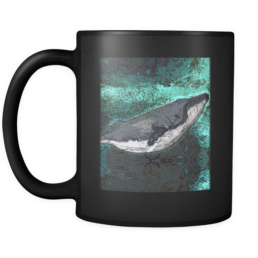 Whale Mugs & Coffee Cups - Whale Coffee Mugs - TeeAmazing