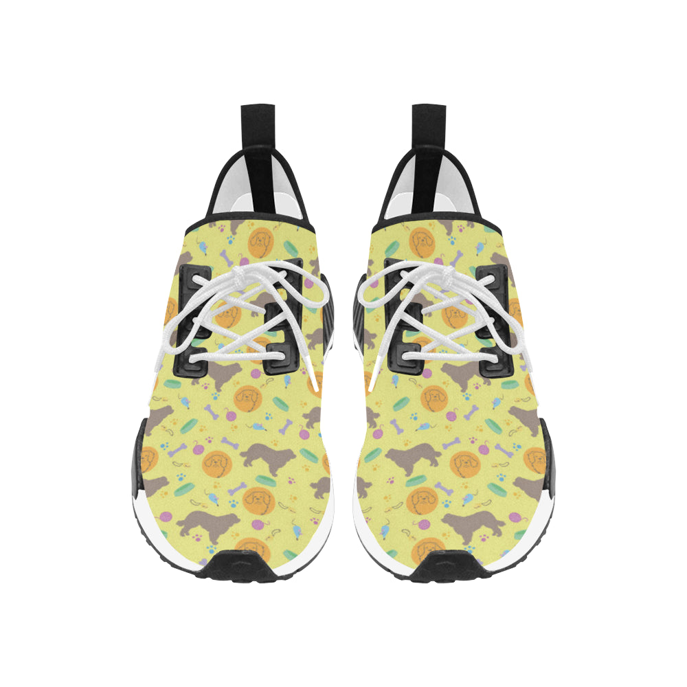 Newfoundland Pattern Women's Draco Running Shoes - TeeAmazing