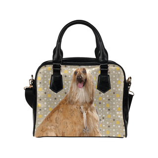 Afghan Hound Shoulder Handbag - TeeAmazing