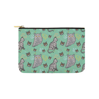 Domestic Shorthair Carry-All Pouch 9.5x6