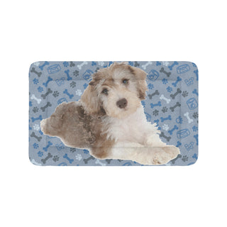 "Schnoodle Dog Dog Beds 42""x26"" - TeeAmazing"