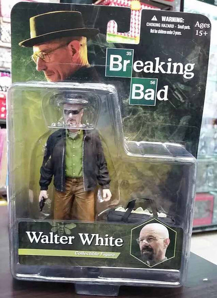 Breaking Bad Heisenberg Walter White Action Figures PVC brinquedos Collection Figures toys with Retail box - TeeAmazing - 4