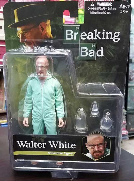 Breaking Bad Heisenberg Walter White Action Figures PVC brinquedos Collection Figures toys with Retail box - TeeAmazing - 8