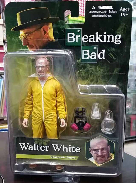 Breaking Bad Heisenberg Walter White Action Figures PVC brinquedos Collection Figures toys with Retail box - TeeAmazing - 3