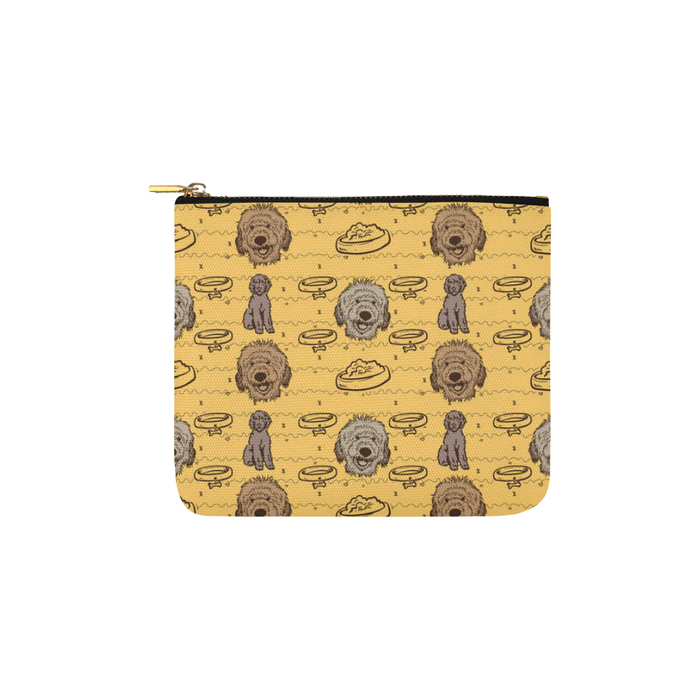 Australian Goldendoodle Carry-All Pouch 6x5 - TeeAmazing
