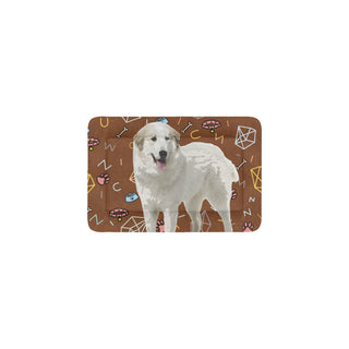 "Great Pyrenees Dog Dog Beds 18""x12"" - TeeAmazing"