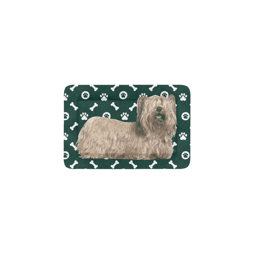 "Skye Terrier Dog Beds 18""x12"" - TeeAmazing"