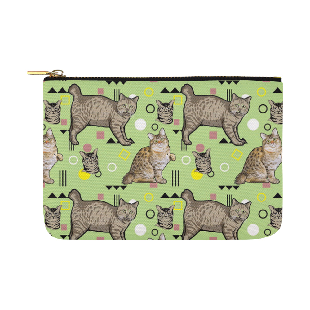 American Bobtail Carry-All Pouch 12.5x8.5 - TeeAmazing