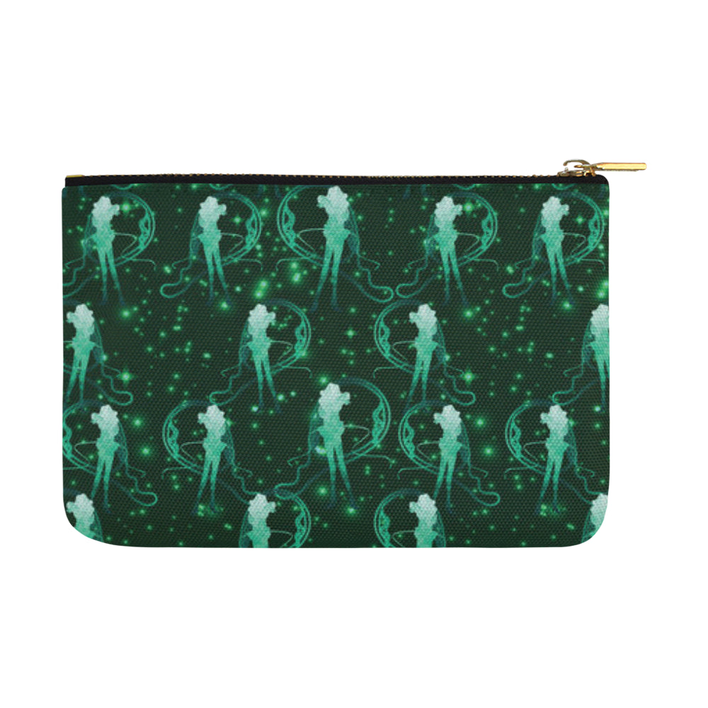 Sailor Neptune Carry-All Pouch 12.5x8.5 - TeeAmazing