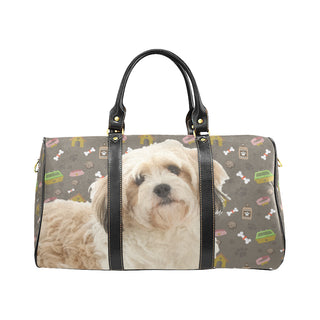 Cavachon Dog New Waterproof Travel Bag/Small - TeeAmazing