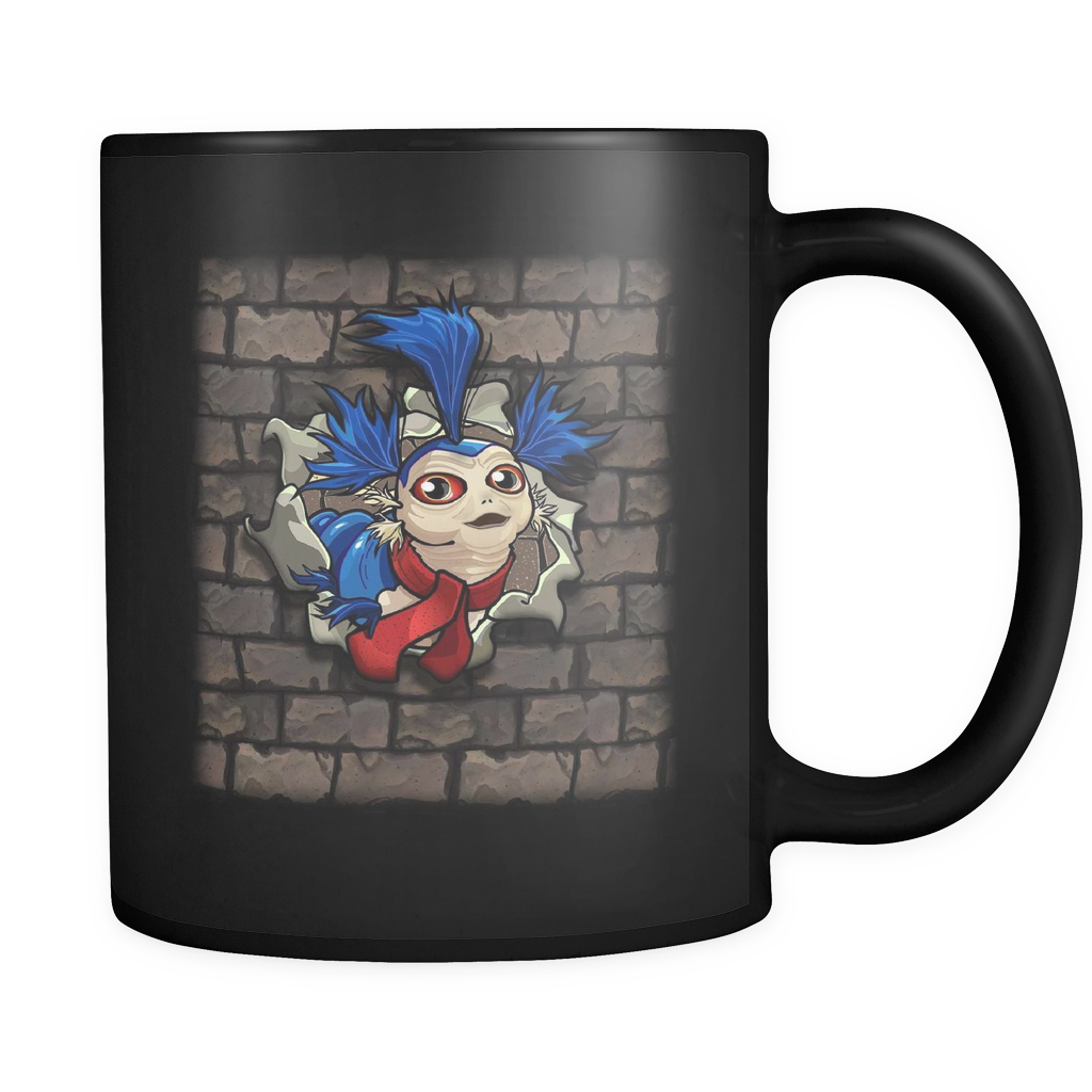 Hello Ello Mugs & Coffee Cups - Labyrinth Coffee Mugs - TeeAmazing