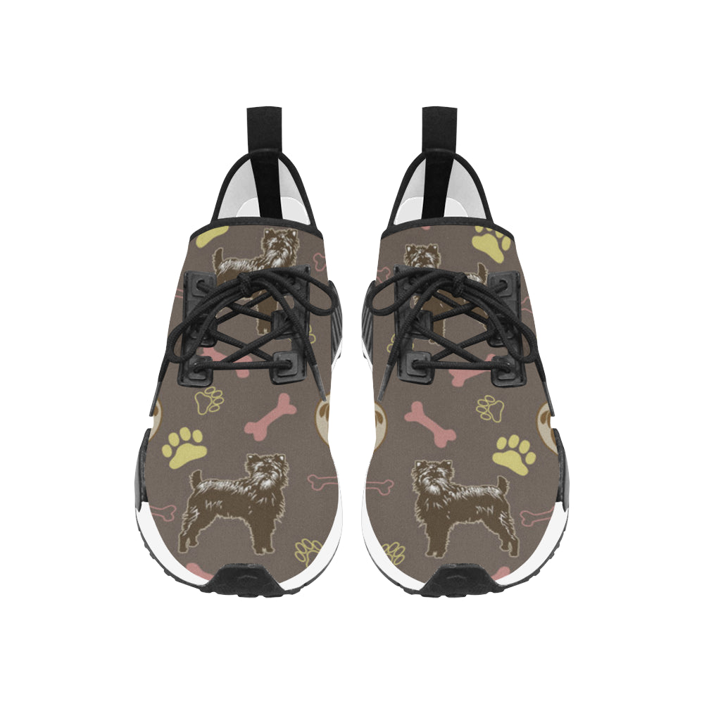 Affenpinschers Pattern Women's Draco Running Shoes - TeeAmazing