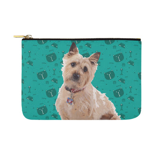 Cairn terrier Carry-All Pouch 12.5''x8.5'' - TeeAmazing