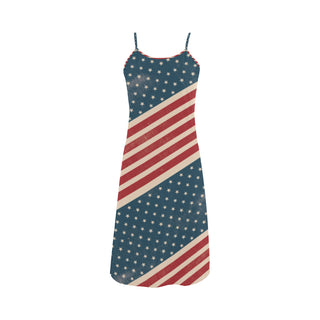 4th July V2 Alcestis Slip Dress - TeeAmazing