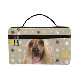 Afghan Hound Cosmetic Bag/Large - TeeAmazing