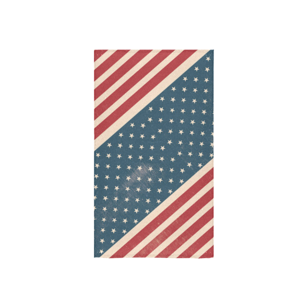 "4th July V2 Custom Towel 16""x28"" - TeeAmazing"