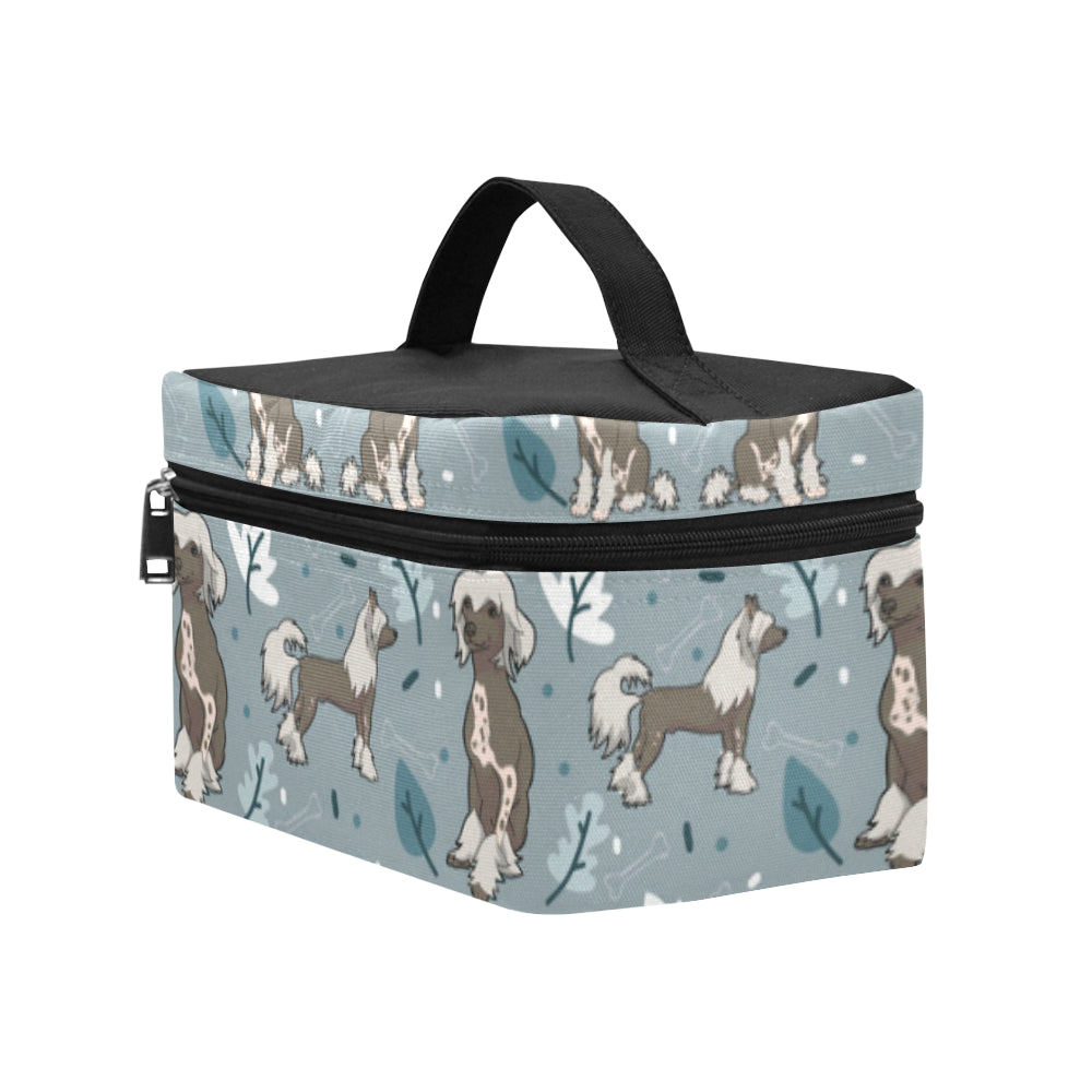 Chinese Crested Cosmetic Bag/Large - TeeAmazing