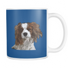 Cavalier King Charles Spaniel Dog Mugs & Coffee Cups - Cavalier King Charles Spaniel Coffee Mugs - TeeAmazing - 3