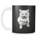 West Highland White Terrier Dog Mugs & Coffee Cups - West Highland White Terrier Coffee Mugs - TeeAmazing