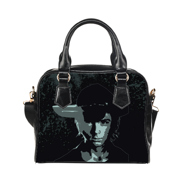 Carl Grimes Purse & Handbags - The Walking Dead Bags - TeeAmazing
