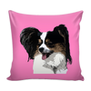 Papillon Dog Pillow Cover - Papillon Accessories - TeeAmazing - 4